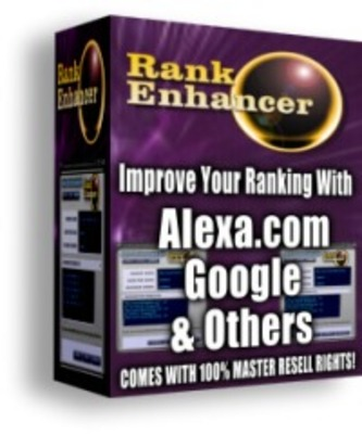 Product picture Alexa Rank Enhancer