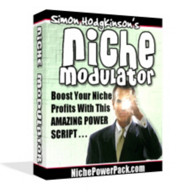 Product picture Niche Modulator Software