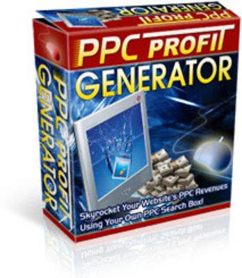 Product picture PPC Profit Generator
