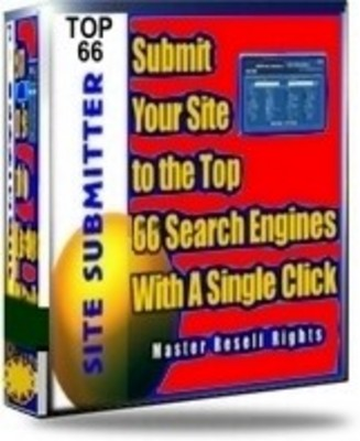 Product picture The Advanced Site Submitter